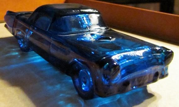 55 Ford Thunderbird - AVON Decanter
