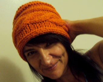 Knit Slouchy Beanie Gift Ideas