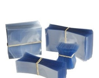 Small Square Tin Shrinkband - 10 Pack