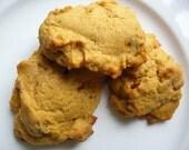 Soft Pumpkin Cookies (1 dozen)