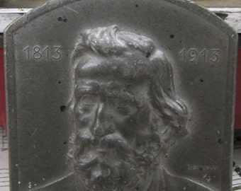 1913 Medal Souvenir for the Centenary of Giuseppe Verdi