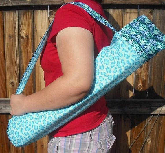 Pilate mat bag pattern yoga bag pattern gym bag pattern