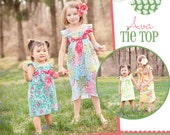 Ava Tie Top Dress- Dolly ...