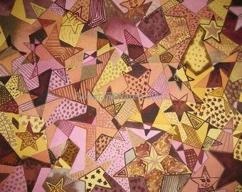 Original-Burgundy Stars