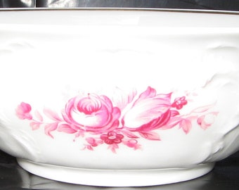 Rosenthal Selb Germany Sanssouci 2 Handled Cream Soup Bowl
