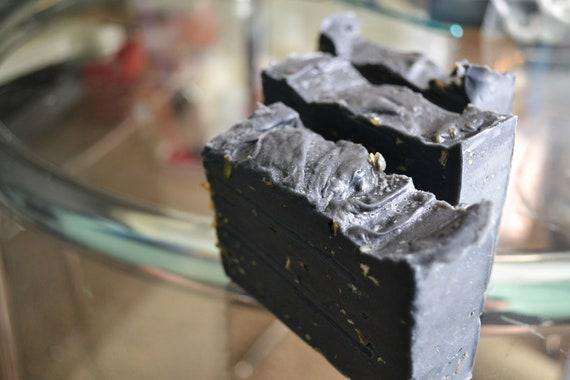 ON SALE Rhoades Bomb, Fragrance Free, Vegan Exfoliating Soap