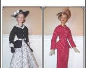 LAUREN 22 Sewing Pattern for an Elegant 1950's look for Tonner American Models