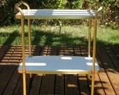 Vintage Cosco Kitchen Utility Cart