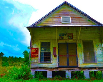 Country store gone by