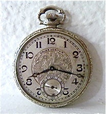 Dating a gruen pocket watch