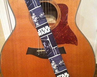 Guitar Strap - Handmade - Star Wars
