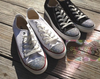 Adult Bling Converse