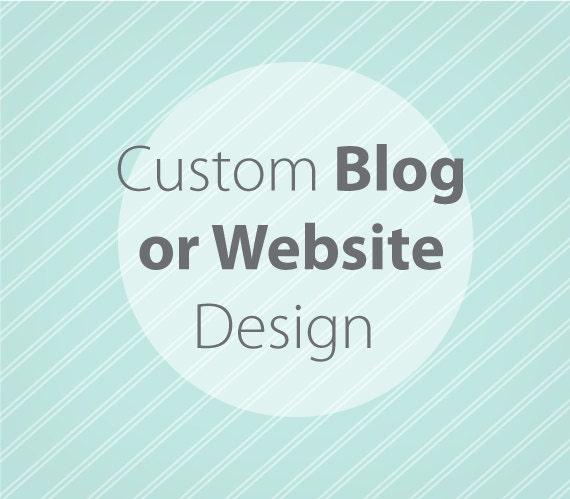Web Design/Blog Design