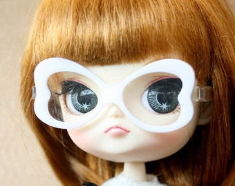 BUTTERFLY GLASSES-for dal doll