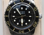 Fifty Five Fathoms Custom Homage Automatic Watch