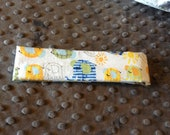 Bright Elephants Diaper Strap