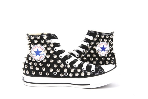 High Top Converse Shoes With Shorts