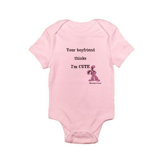 items similar to funny baby bodysuit baby girl onesie
