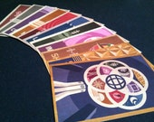 EPCOT Center Postcard Set