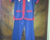 Children's Chinese Pjs size L