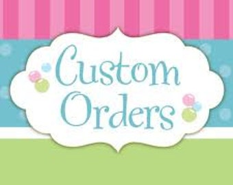 One dozen highly detailed custom cookies