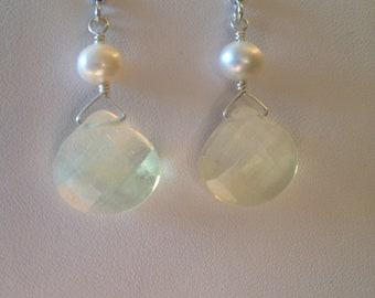 Lemon Breeze Earrings