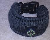Double or single Fishing Survial Bracelets