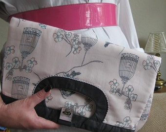 PDF Sewing Pattern - Mertella 2 in 1 Clutch & Tote