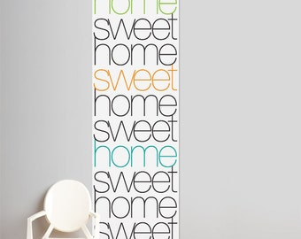 Home Sweet Home - Wallpaper - Color Print