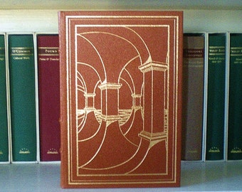 Franklin Library Jan De Hartog : The Centurion 1989 Leather bound Hardcover 1st Edition Signed Limited Edition