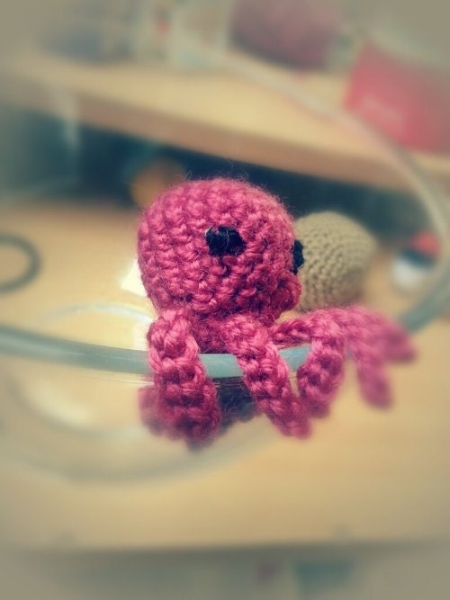 Amigurumi Octopus Mohu : Amigurumi Octopus