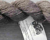100% Natural Qiviut, Fingering weight, 220yds/oz, 1 ounce skein