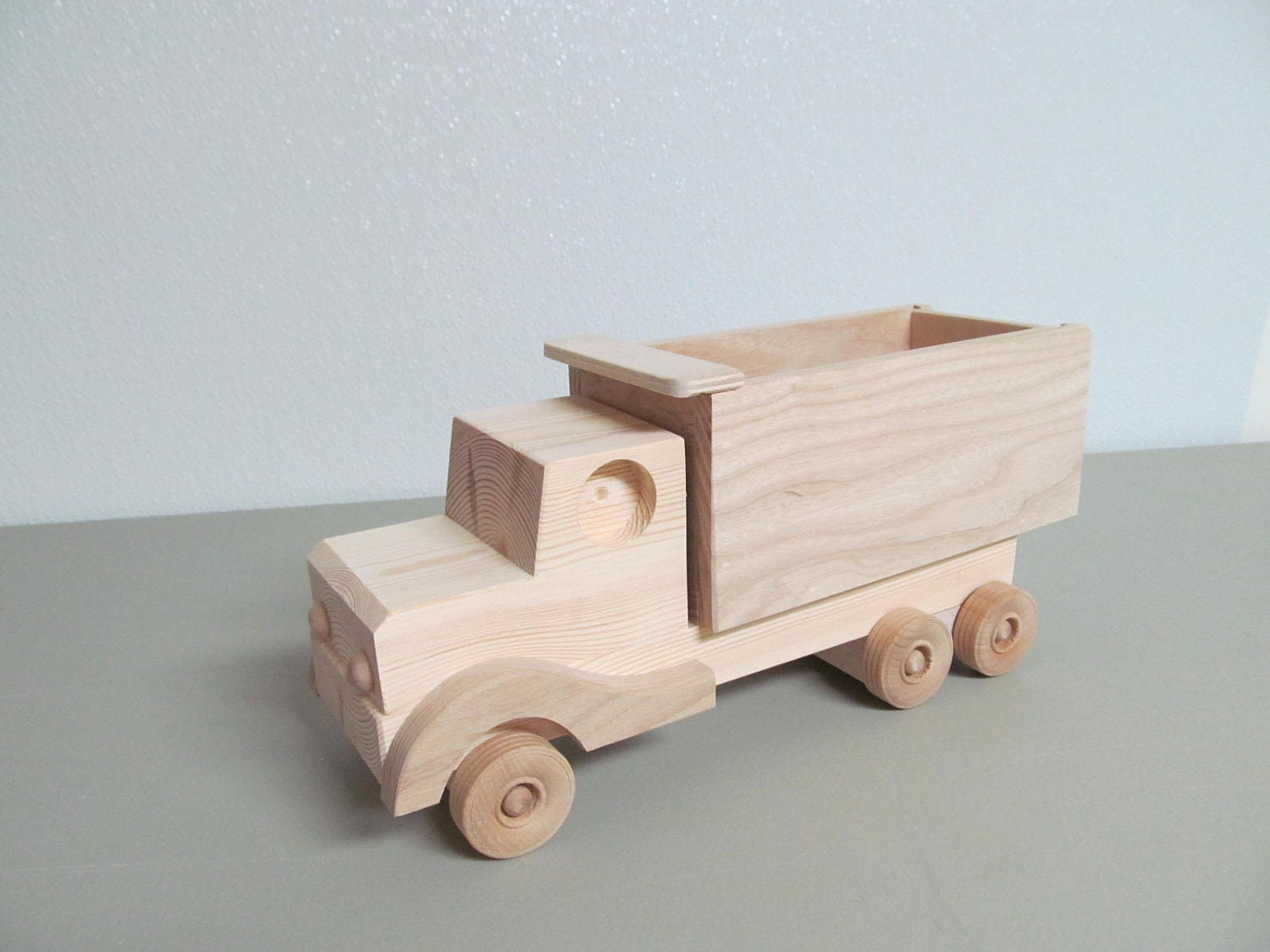 Wooden Toys Plans Free Trucks Quick Woodworking Projects