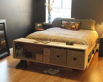 Greenpoint Bed - Queen