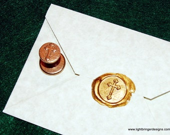 Cross Wax Seal