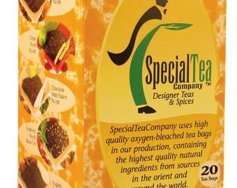 Earl Grey Organic Gourmet Rooibos x 20 Tea Bags