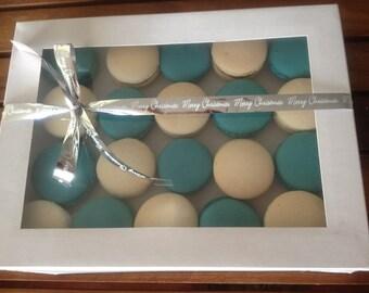 Mini Macarons Gift Boxes