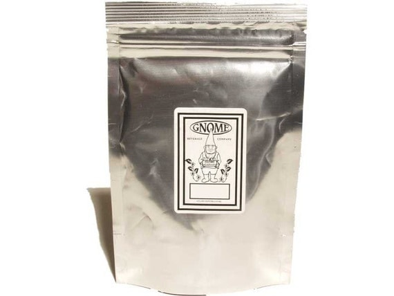 Gnome Draft Style Root Beer Extract For Home Made Root Beer 4 Ounce Bag