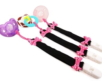 PaciPal Universal Pacifier Holder--Pacifier Clip