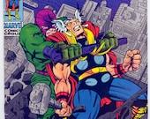 Thor No. 171 - December 1969 - Vintage Marvel Comic - Jack Kirby art