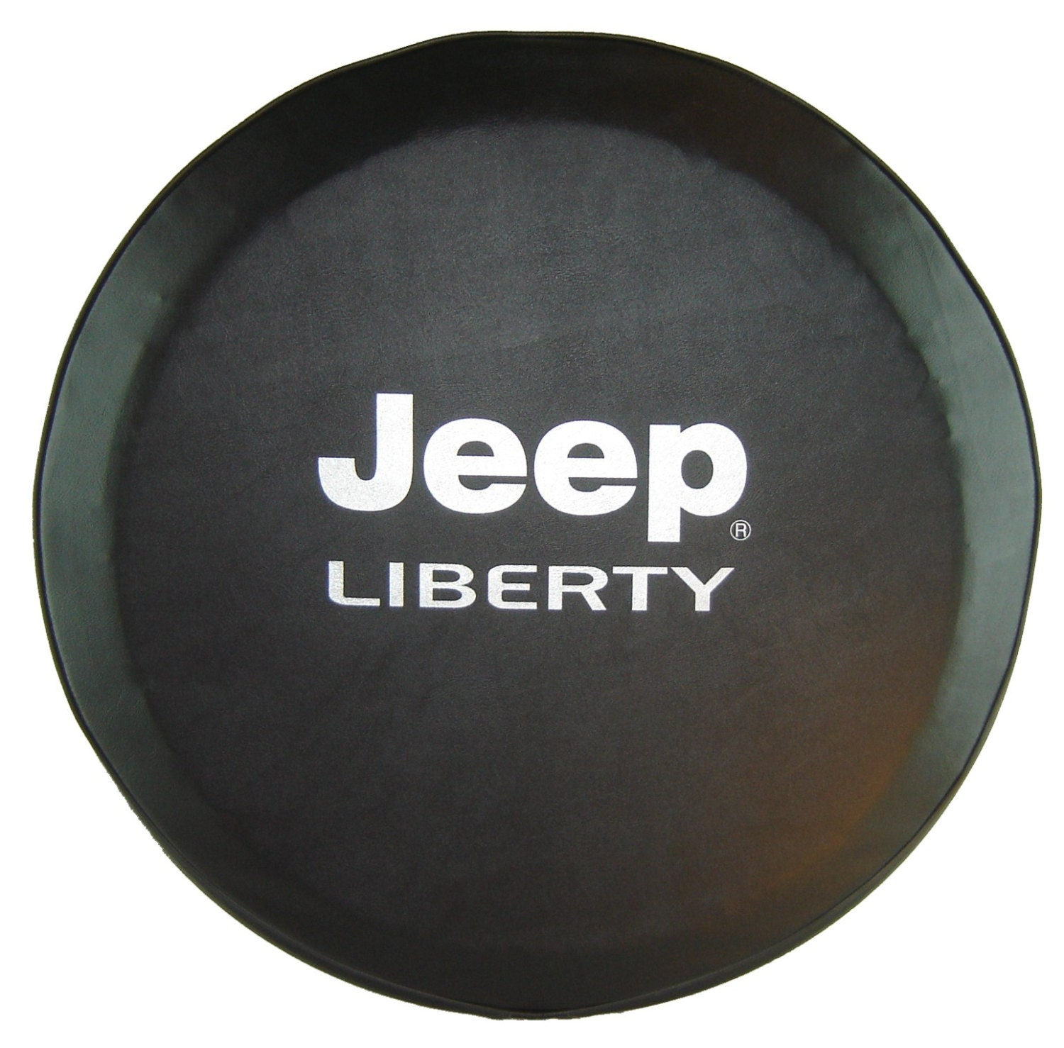 abc series jeep liberty tire cover silver metallic logo. Cars Review. Best American Auto & Cars Review