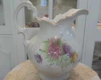 Etruria Mellor & Co. Large Pitcher  PRICE REDUCTION