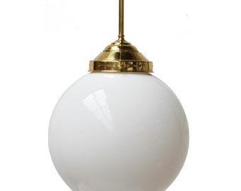 Luanda 40cm Globe Bar Pendant Light