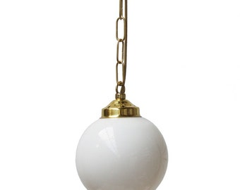 Yaounde Globe Pendant Light