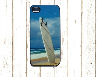 Surfboard Cell Phone case for IPhone 5 Phone case, IPhone 7 Case, IPhone 6/6S  Case Surf  Phone Case, Rubber or Plastic Phone Cover.