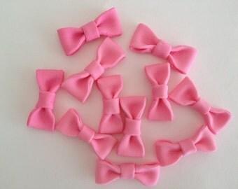 24 Fondant bows Mini