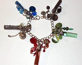 Bottle Charm Bracelet