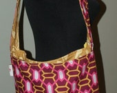 SALE Island Girl Bags Slouch Bag in Joel Dewberry