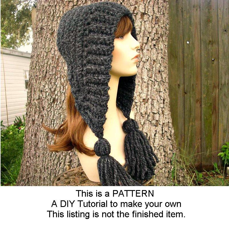 Crochet Hat Pattern For Women Crochet Hat Pattern For