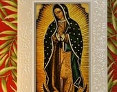 Virgin of Guadalupe Christmas Cards